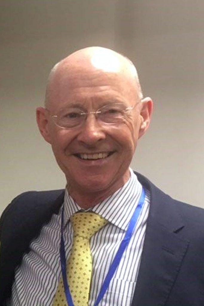 Dr Chris O'Neill