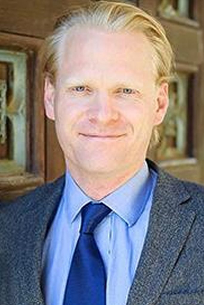 Dr James Orr - Cambridge