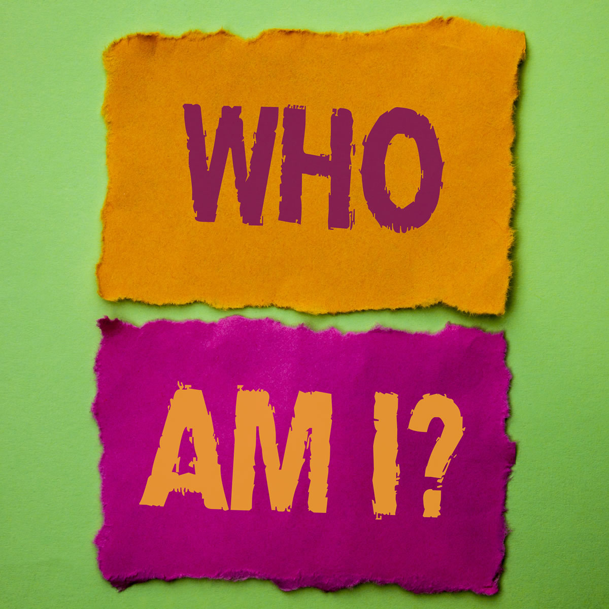 Who Am I? What can I Hope For?
