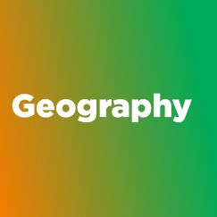 geography questions